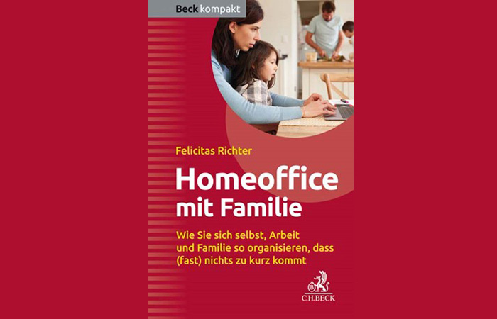 Cover Homeoffice mit Familie